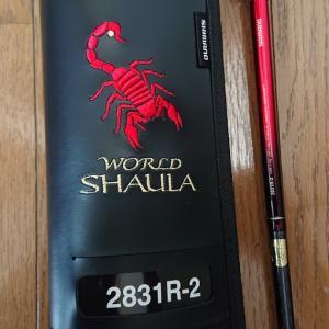 タックルについて シマノ '18ワールドシャウラ2831R-2 (WORLD SHAULA2831R-2) のインプレ