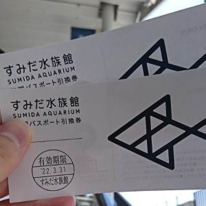 【8591】オリックス 株主優待 すみだ水族館の年パス贈呈(2021年)