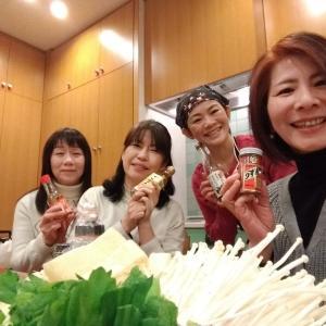 鍋料理教室&神社ツアー 開催いたしました!