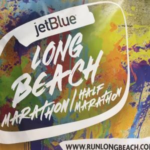 ★ロングビーチマラソンのエクスポ