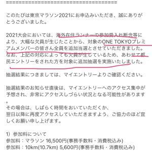 速報★東京マラソンと芸能人