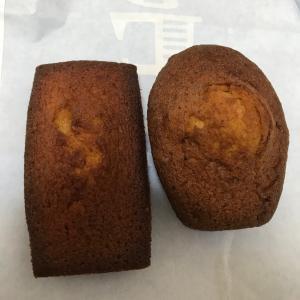 【エシレ・メゾン デュ ブール】フィナンシェ&マドレー