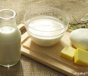 乳製品を摂取しても骨粗しょう症や骨折予防にならない?アメリカ・研究