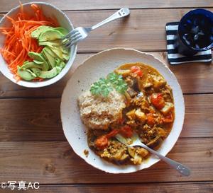 野菜中心の食生活に少量の動物性食品の組み合わせが◎? イギリス・研究