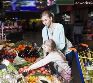 野菜を食べるにはコストがかかる? アメリカ・研究