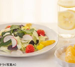 野菜や果物の摂取が多い人はコロナ感染リスクが低い!? アメリカ・研究