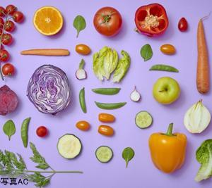 女性の精神状態は野菜と果物の摂取で改善できる? アメリカ・研究