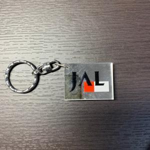 2020.9.15 JALのキーホルダー