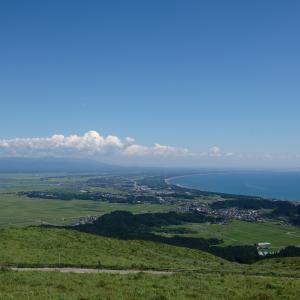 【あの日あの時 No.14】東北の日本海を縦断(男鹿半島・鳥海山・笹川流れ) 2016年夏