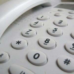 実家が固定電話を解約して廃止~振り込め詐欺被害防止にも有効