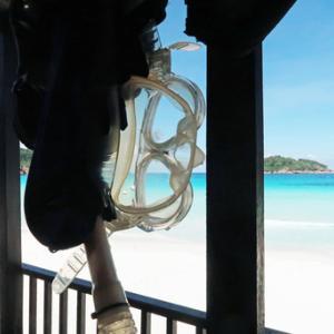 MCO 行動制限令下のマレーシア。とはいえ、島の暮らしはさほど変わらず。お客様の姿をみないリゾート地とは寂しいなあ。