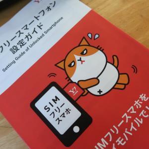 New SIM in Japan VIVOってスマホ初めて見ました、、と言われた日。日本でSIMを契約。