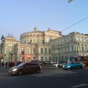 ロシア バレエ旅行その2