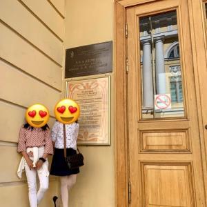 ロシア バレエ旅行 その1