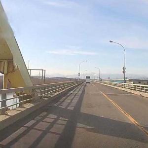 江別の大橋も1スパン乗せるだけですね~