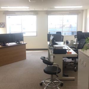 恋愛コンサルタント・別れさせ屋のオフィス