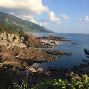 東北(鳥海山ブルーライン)日本海側キャンツー7日間(ニ日目)