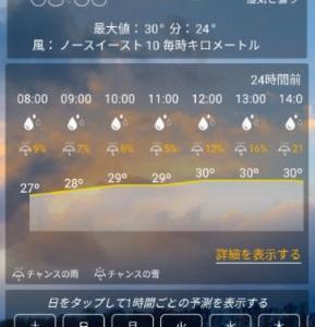今朝のレガスピとマヨン山 2020年1月18日 土曜日