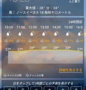 今朝のレガスピとマヨン山 2020年1月19日 日曜日