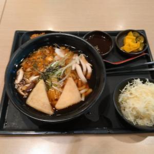 仁川国際空港での2回目の食事