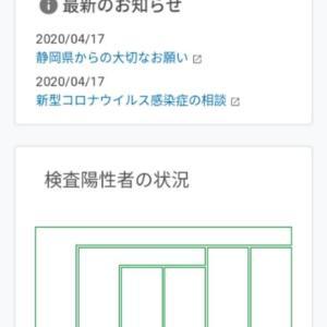 静岡県内の最新感染者動向です 2020年7月25日朝