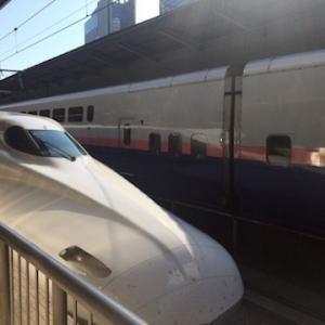 新幹線で移動中おすすめの過ごし方
