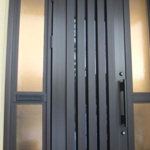 玄関ドア交換 ビフォーアフター