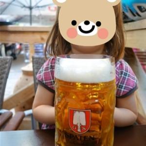 ビヤガーデンで乾杯! ~Geschenk für Alle~