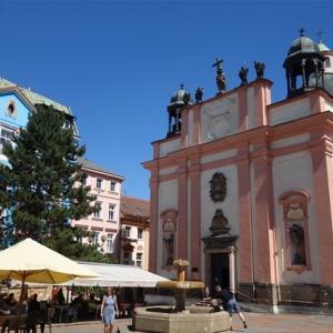 チェコでお買い物と散歩 ~ein Tag in Tschechien~
