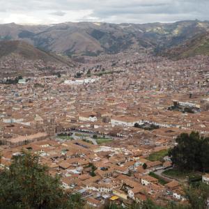 【魅惑のペルー】街中が世界遺産のクスコ