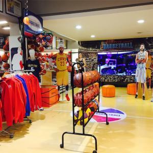 【アルゼンチンバスケ】バスケ専門店 Live Basketball @コルドバ