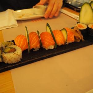 【寿司】リニューアルオープンしたSushi Soul。コルドバで1番安心して通えるお寿司屋さん。