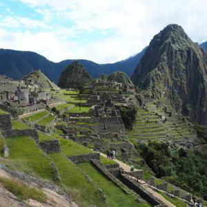 【魅惑のペルー】360度絶景*マチュピチュ遺跡