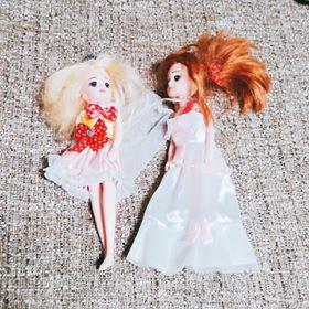 <4歳2か月>今、まさに、大ブームのおもちゃはお人形!