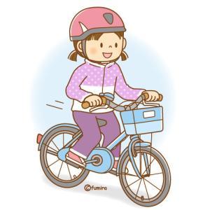 <5歳0か月>自転車の補助輪を外す