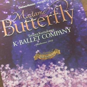 10/13 ソワレ K-BALLET COMPANY マダム・バタフライ(2)