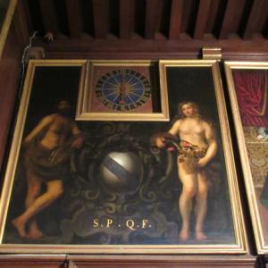 ベルギー旅7日目(13) 引き続き公文書館(自由ブルージュ博物館)の中