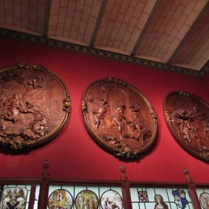 ベルギー旅7日目(16) ベルギー旅最後の観光 聖血礼拝堂の宝物庫へ(1)