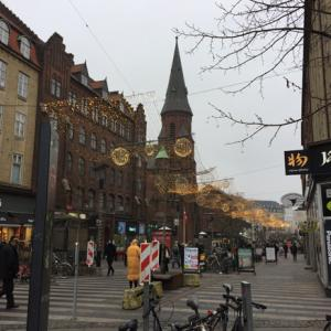 デンマーク旅0日目(1) デンマークぶらぶら ひとり旅