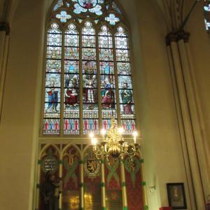 ベルギー旅6日目(19) 聖サルバトール大聖堂を見学 前編