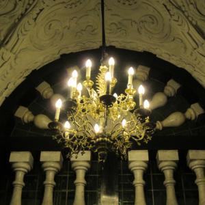 ベルギー旅6日目(20) 聖サルバトール大聖堂を見学 後編&宵闇のブルージュ