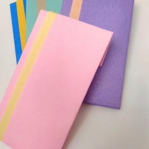折り紙で作る「お年玉袋」