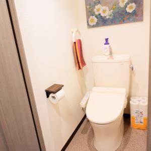 マットなしトイレの2つのメリット ◆ カンタンな暮らし