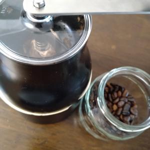 物を贈らなかった父の日 ◆ おうち焙煎コーヒーと家温泉