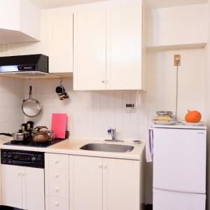 「食器棚」捨てたおうち ◆ 空間リッチはカンタン