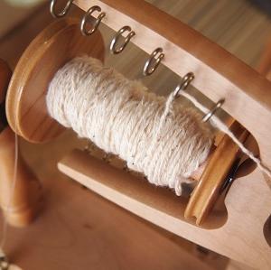 手紡ぎインド綿、どう処理する?
