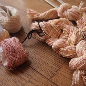 手織りと手編み、どっちが早い?