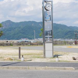 江田島市の小用港にて(約1年前)