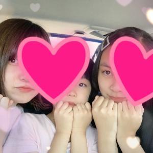 三姉妹のパワーってすごっ!