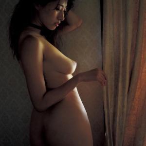 【G-cup】染谷有香(B92)巨乳乳首丸出し全裸ヌード画像まとめwwww